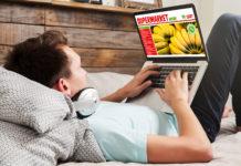 Online-Handel boomt weiter, auch bei Lebensmitteln