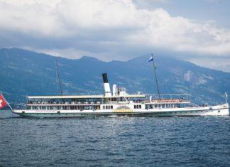 Gewinne eine Frühstücksfahrt auf dem Schiff im Wert von 400 Franken