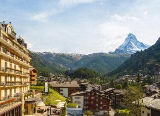 Gewinne eine Woche Sommerferien in Zermatt für die ganze Familie