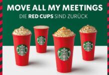 It's Red Cup Time - mit feinen Weihnachtsgetränken