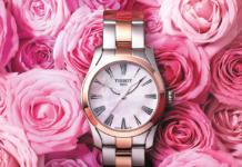 Tissot T-Wave Bicolor - stets voller Glamour