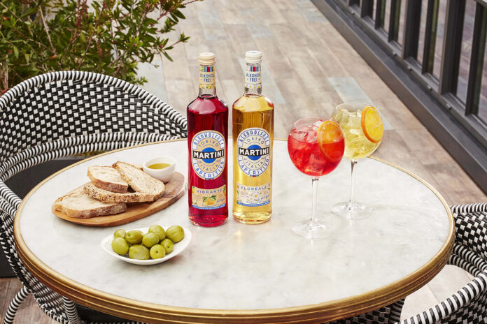 Bewusster Trinkgenuss mit MARTINI Alkoholfrei