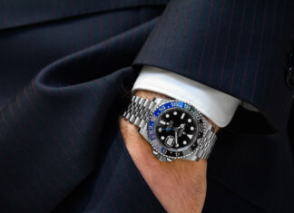 Promis als Testimonials für edle Armbanduhren