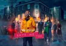"""Sky Show zeigt zweite Staffel von """"Save Me"""""""