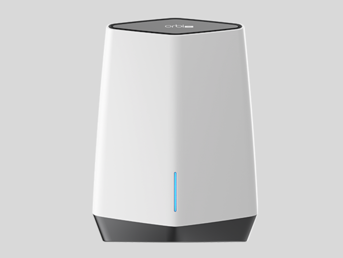 NETGEAR - OrbiPro WiFi 6 Tri-Band-Mesh-System