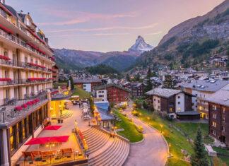 Gewinne Familienferien in Zermatt im Wert von 5'000 Franken