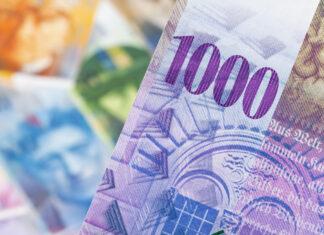 Gewinne Bargeld im Wert von 1'000 Franken