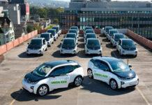 Uber - Plattform emissionsfreier Mobilität