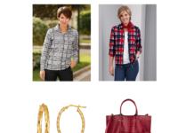 Karo – Trendmuster für den Herbst von Cornelia