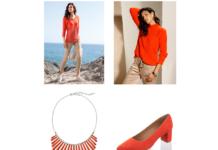 Leuchtender Herbst mit Veillon: Trendfarbe Orange