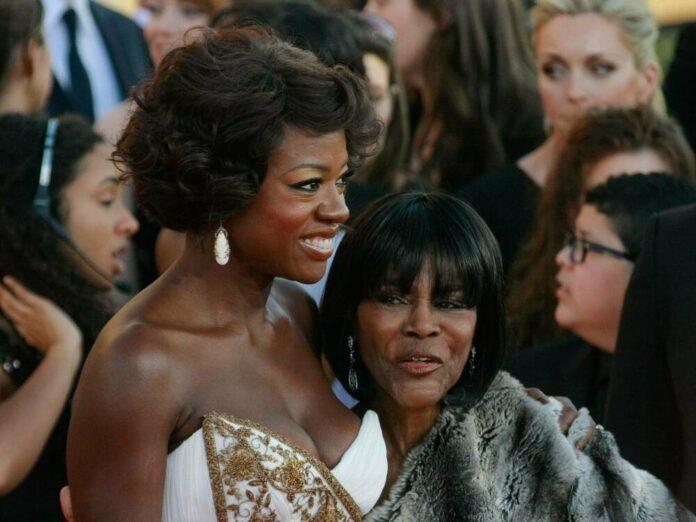 Viola Davis (l.) und Cicely Tyson bei den 18. Screen Actors Guild Awards