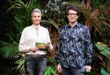 """Sonja Zietlow und Daniel Hartwich hatten Spaß an der """"Dschungelshow""""."""