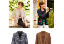Suit up - Blazer von Cornelia als trendige Basics