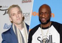 Aaron Carter und Lamar Odom steigen im Sommer in den Boxring.