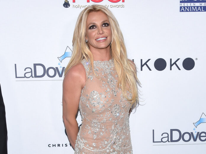 Britney Spears 2018 in Hollywood.