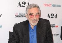 Burt Reynolds rund ein halbes Jahr vor seinem Tod.