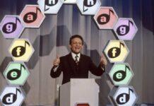 """Hans Rosenthal moderierte """"Dalli Dalli"""" von 1971 bis 1986."""