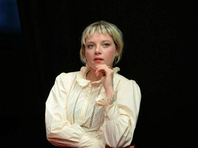 Jella Haase bei einem Fototermin im September 2020.