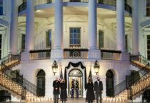 US-Präsident Joe Biden (l.)