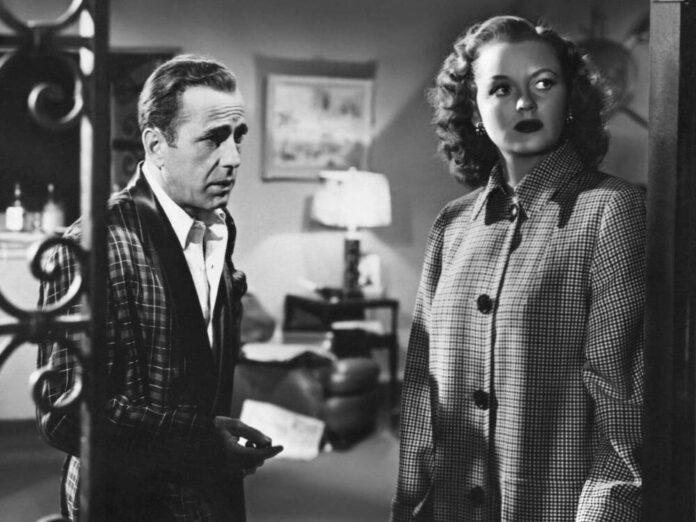 Humphrey Bogart und Martha Stewart in