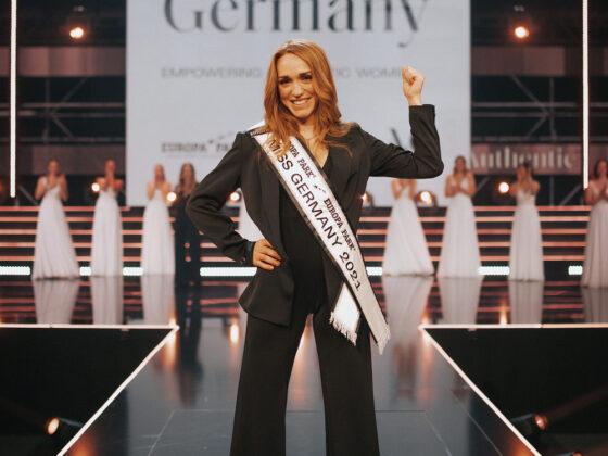 "Anja Kallenbach ist ""Miss Germany 2021""   trend magazin"