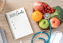 Neujahrsvorsätze haben häufig mit der eigenen Gesundheit und dem Wohlbefinden zu tun.