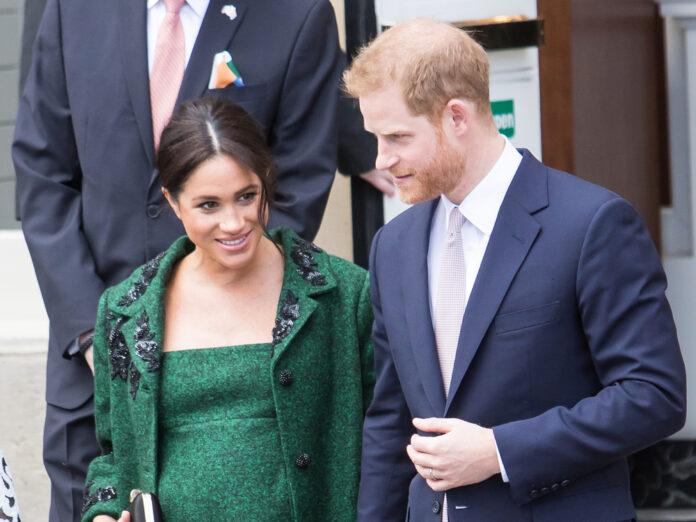 Prinz Harry und Herzogin Meghan haben nicht nur mit Netflix einen Streaming-Deal