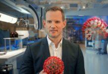 """Das ZDF zeigt im März die Doku """"Corona - Pandemie ohne Ende? Fakten mit Hendrik Streeck""""."""