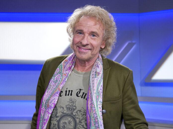 Ende Januar sorgte Thomas Gottschalk mit seinem Auftritt in der WDR-Talkshow