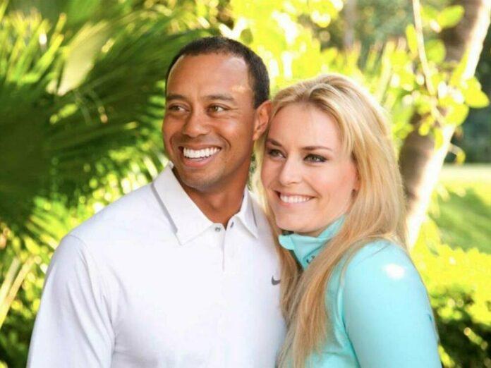 Tiger Woods und Lindsey Vonn waren knapp drei Jahre ein Paar