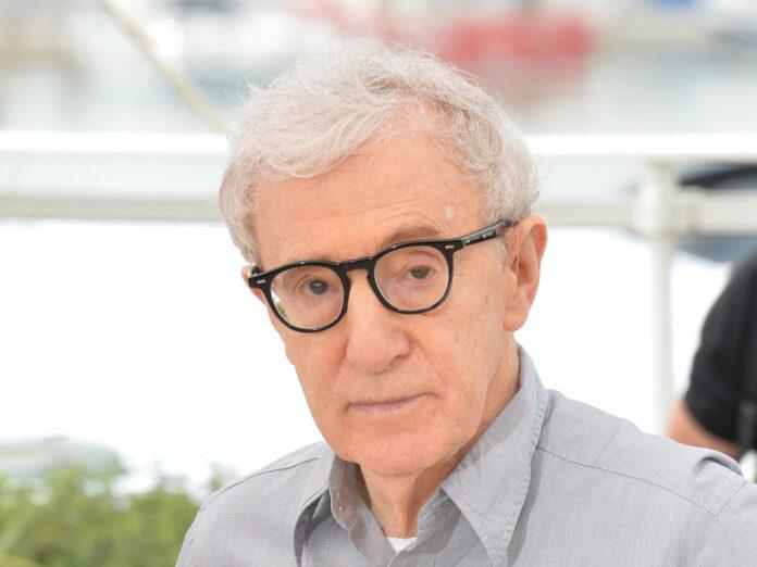 Woody Allen bei einem Auftritt in Cannes.