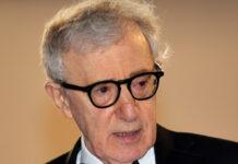 Woody Allen bei einem Auftritt in Cannes