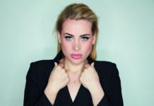"""Sängerin Aline Bachmann erwägt eine zweite Teilnahme an """"DSDS""""."""