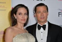 Angelina Jolie und Brad Pitt bei einem Auftritt im Jahr 2015.
