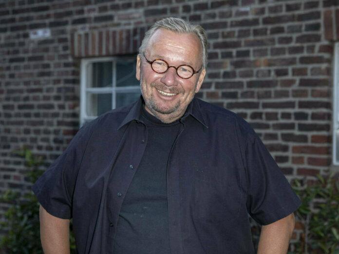 Ganze 130 Kilo brachte Comedian Bernd Stelter auf die Waage.