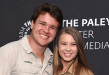 Chandler Powell und Bindi Irwin sind erstmals Eltern geworden.