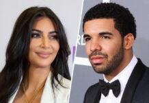 Fans dichten Kim Kardashian und Drake eine angebliche Affäre an.