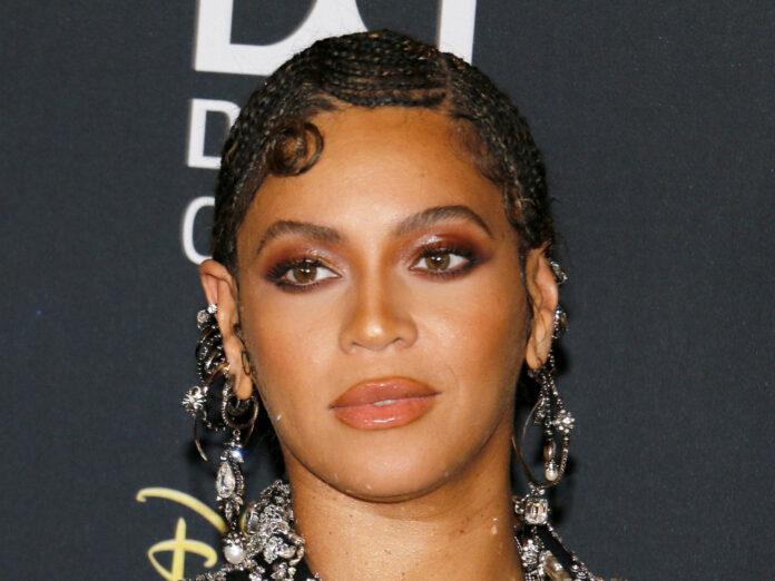 Beyoncé während einer Filmpremiere im Jahr 2019