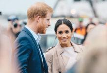 Prinz Harry und Herzogin Meghan sind seit 2018 verheiratet.