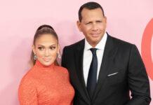 Jennifer Lopez und Alex Rodríguez bei den CFDA Fashion Awards 2019 in Brooklyn.