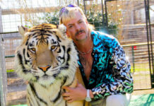 "Seit 2019 in Haft: ""Tiger King"" Joe Exotic."