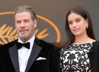 Ella und John Travolta auf dem Filmfestival in Cannes 2018.