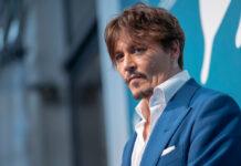 Johnny Depp wurde unfreiwillig zum Gastgeber eines unbekannten Mannes.