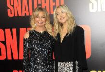 Kate Hudson (r.) mit ihrer Mutter Goldie Hawn bei einer Veranstaltung