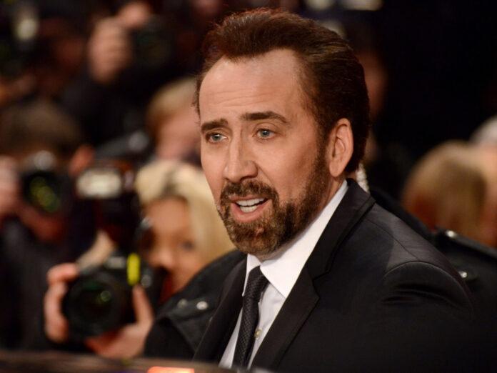 Seit Mitte Februar ist Nicolas Cage wieder unter der Haube