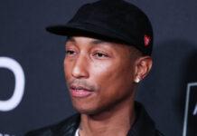 Pharrell Williams bei einem Auftritt in Los Angeles
