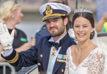 Prinz Carl Philip und Prinzessin Sofia von Schweden haben 2015 geheiratet und freuen sich zum dritten Mal über Nachwuchs.