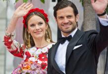 Prinzessin Sofia und Prinz Carl Philip von Schweden sind jetzt Eltern dreier Söhne.