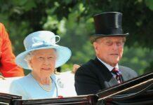 Queen Elizabeth II. darf Prinz Philip nicht im Krankenhaus besuchen.