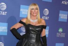 Suzanne Somers 2019 bei der 30. Palm Springs International Film Festival Awards Gala.